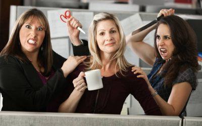 Rivalità in ufficio: più stress, meno produttività